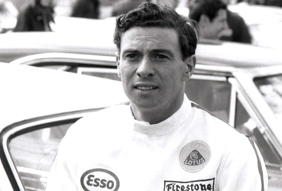 Clark was born in Fife, but raised in the Borders, winning the Formula One world championship in 1963 and 1965