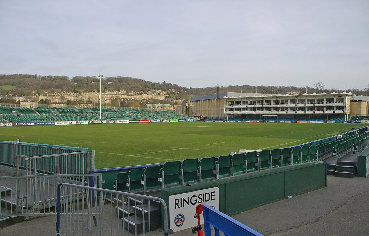 The Recreation Ground stadium currently has a maximum capacity of 14,000