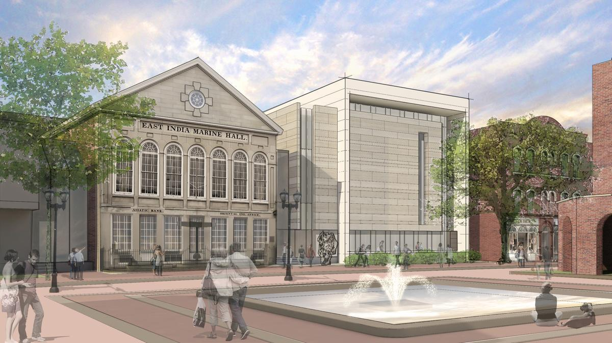 Groundbreaking For The Development Is Expected In 2016 With New Wing Opening To Public 2019 Ennead Architects