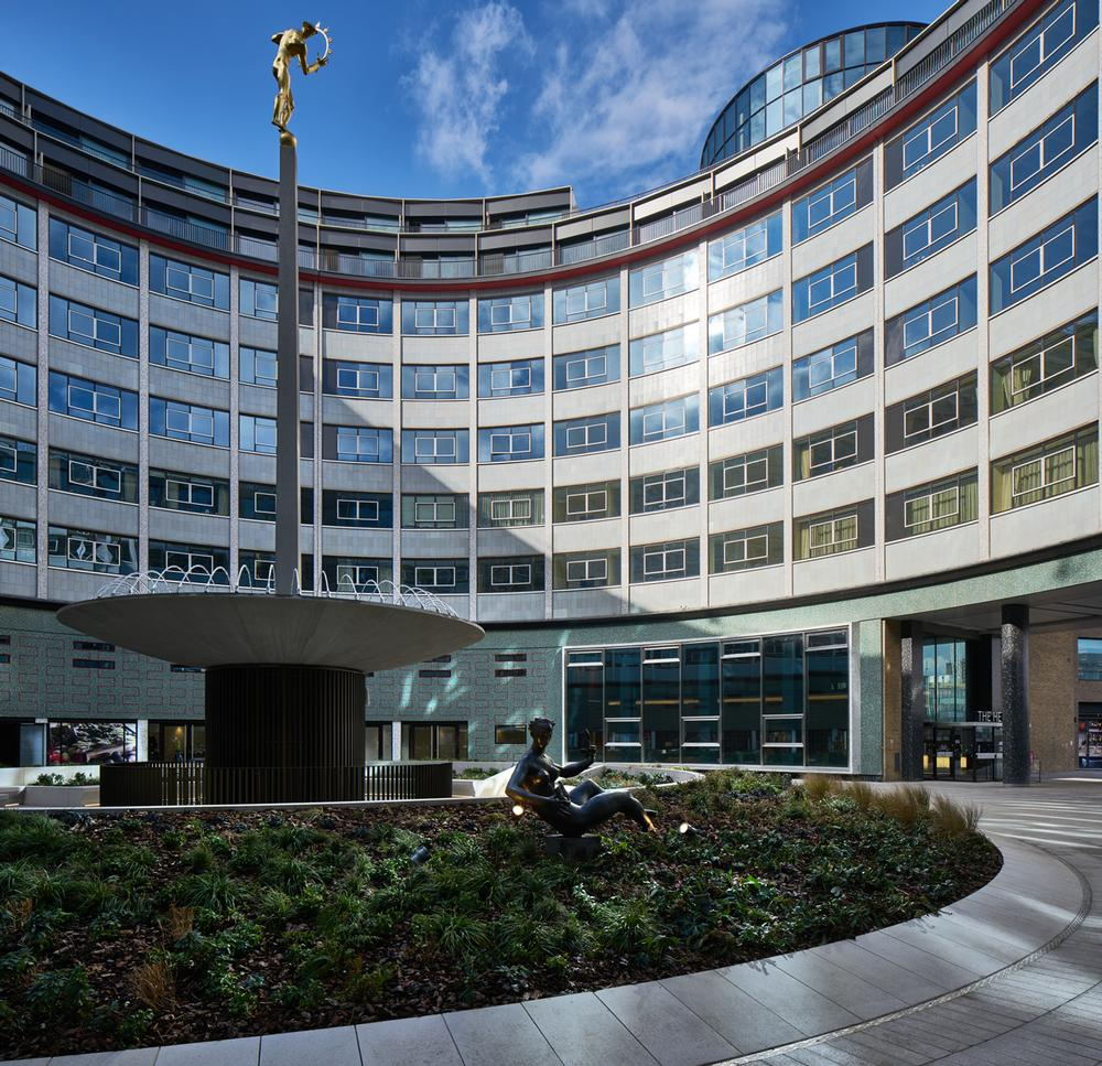Inside Television Centre: The Helios