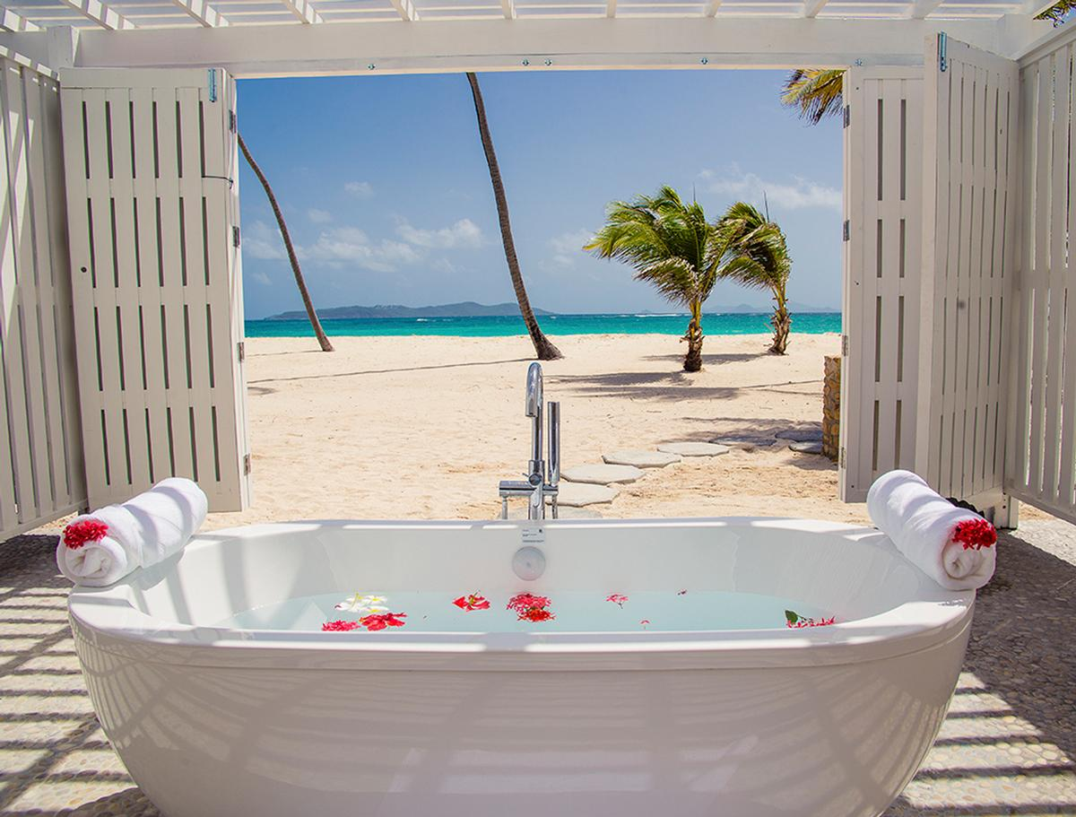 Spa Opportunities: - Beachfront Grenadines spa features indulgent ...