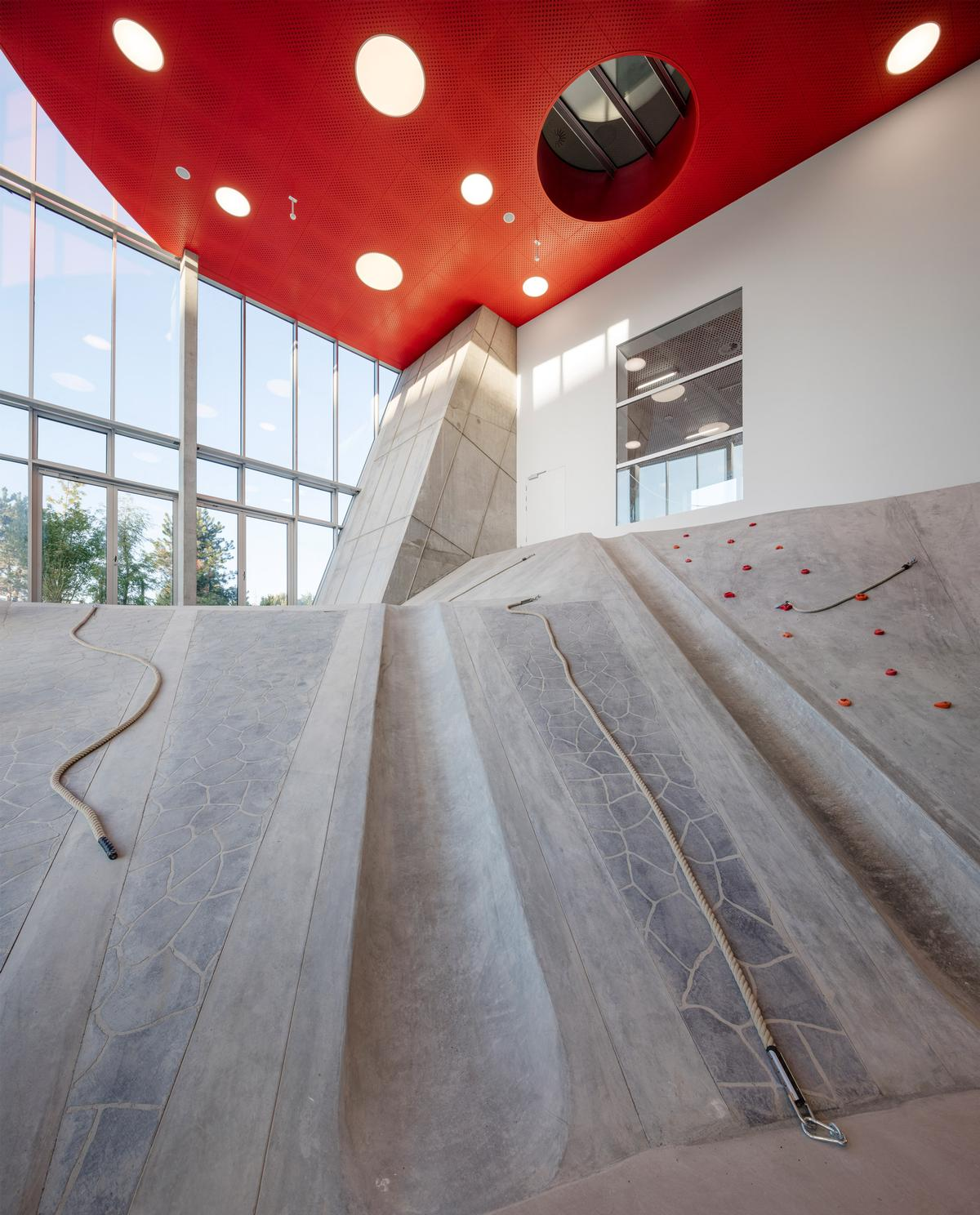 The facility is open to people of all ages and abilities / Adam Mørk