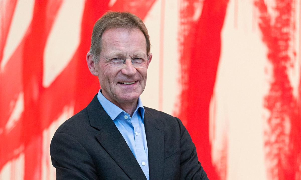 Serota has spent 28 years at Tate, overseeing the creation and expansion of Tate Modern during his time there