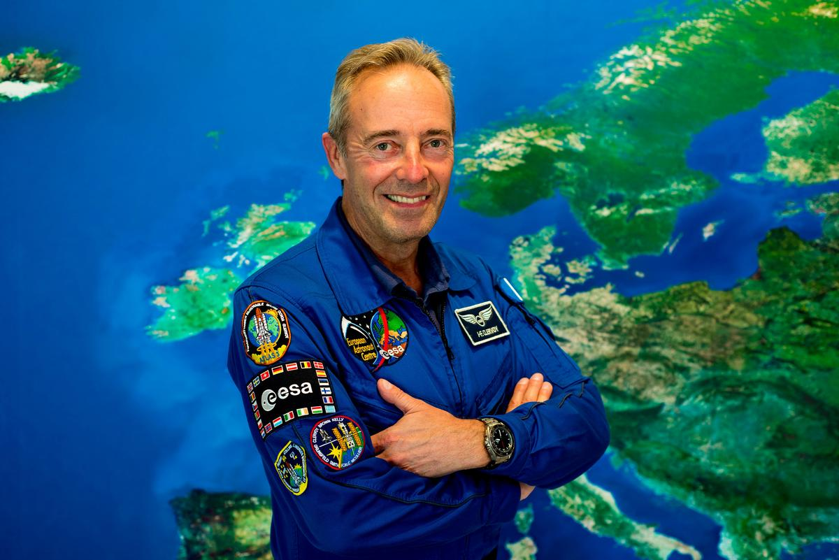 A veteran of three NASA Space Shuttle missions and 28 days in space, Clervoy is senior astronaut of the European Astronaut Centre and member of the European Space Agency's European Astronaut Corps / European Space Agency