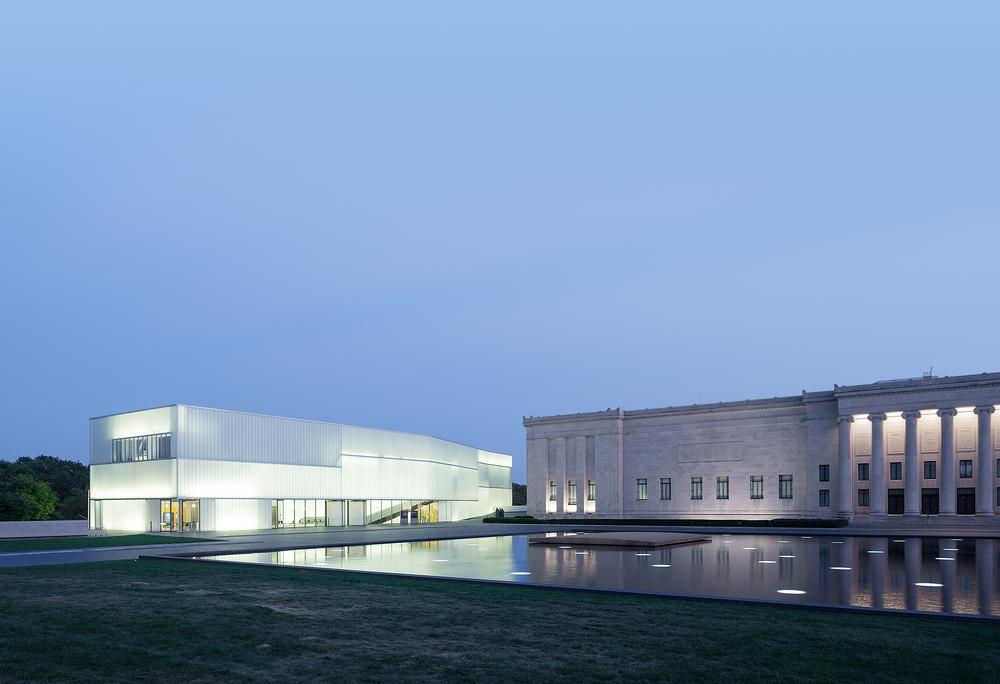 The Nelson-Atkins Museum of Art in Kansas City has been called 'a work of haunting power' / photo: Iwan Baan