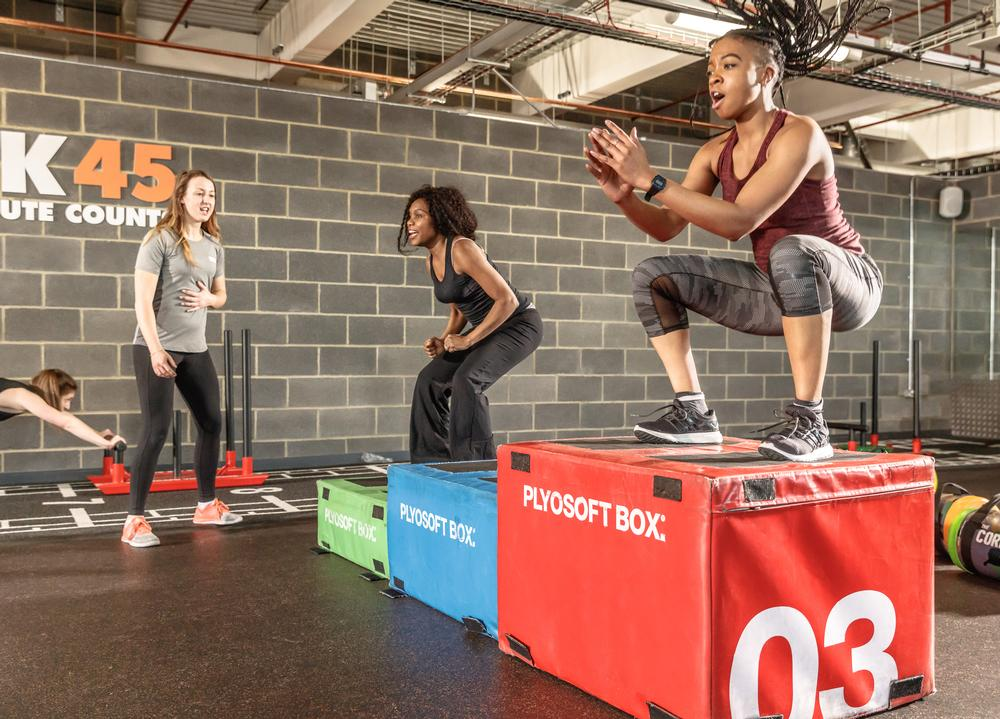 easyGym is offering workshops to make sure its gym-goers feel confident in what they are doing