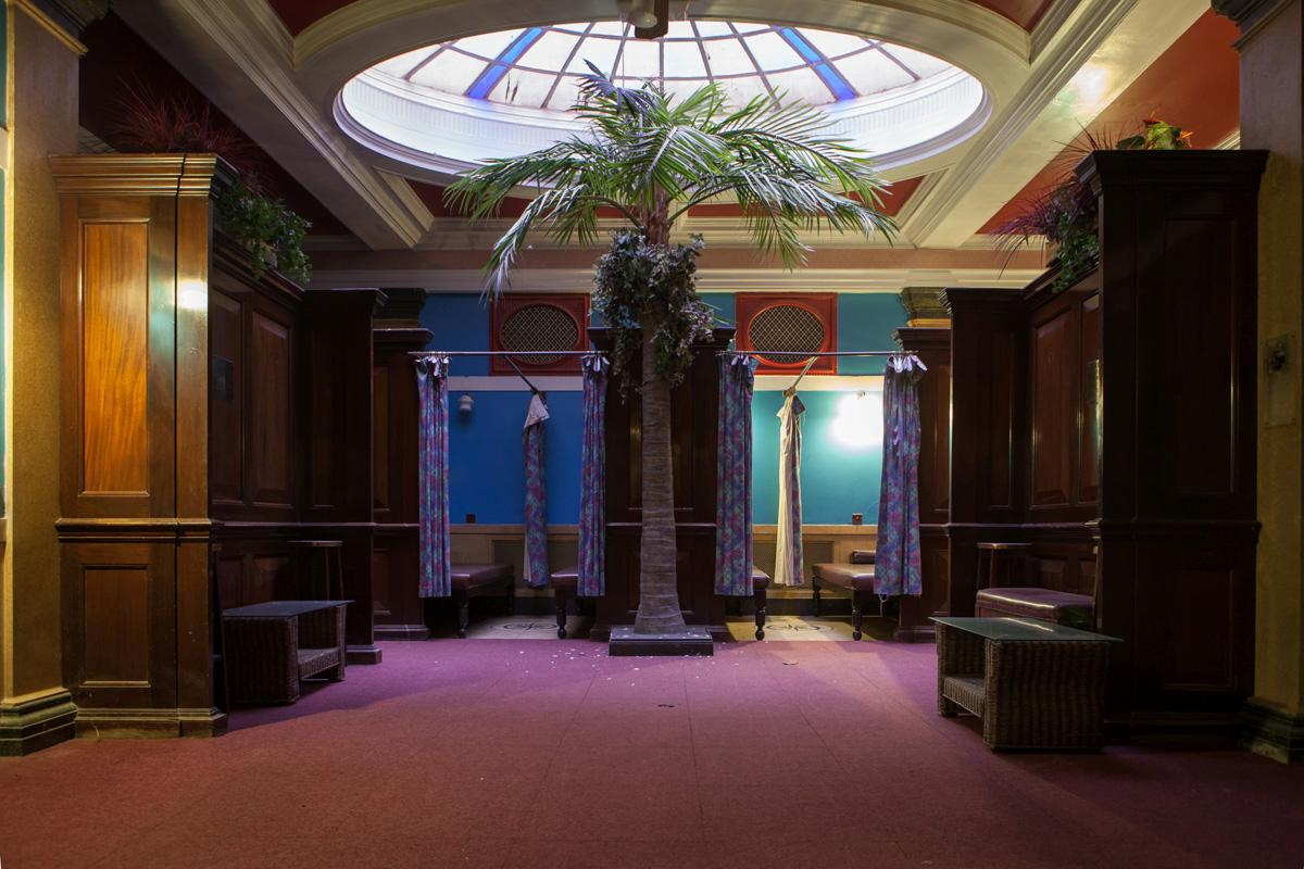 The £5m redevelopment by charity Fusion Lifestyle will bring the City Pool and Turkish Baths back into use in 2018 / Fusion Lifestyle