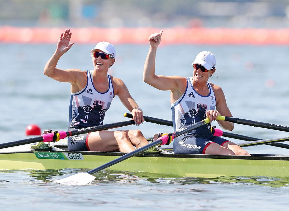 Women's rowing has seen recent success, with Victoria Thornley and Katherine Grainger winning silver at Rio 2016 / © Martin Rickett/PA Archive/PA Images