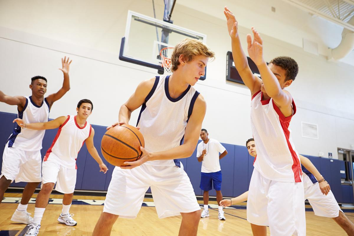 Basketball clubs owned the fewest venues and made the least revenue / Monkey Business Images/Shutterstock.com