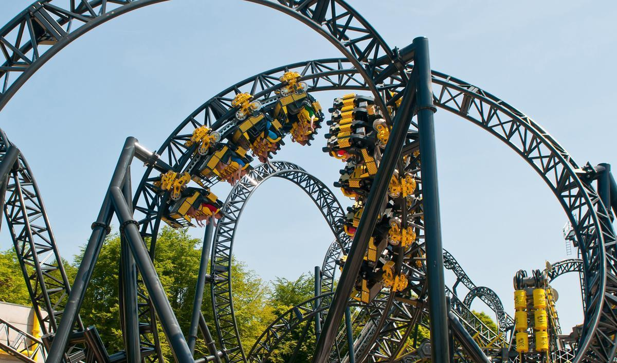 The Smiler reopened in March for the first time since the accident / Alton Towers