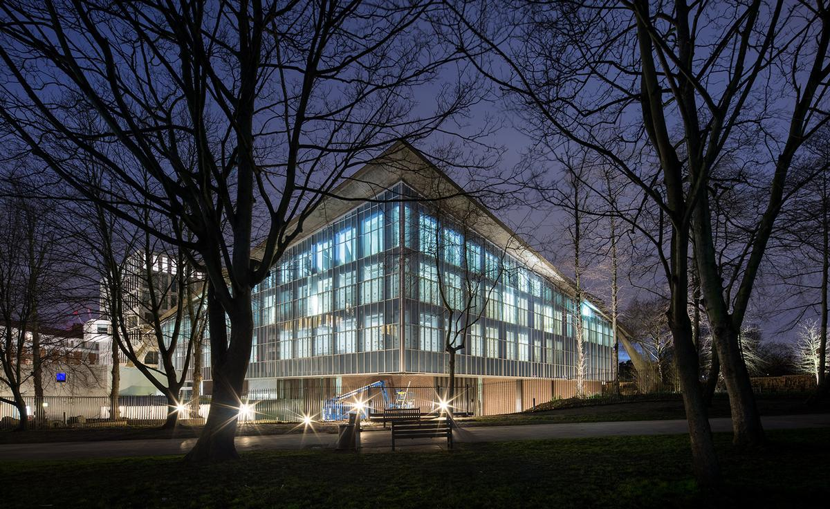 The new Design Museum will open on 24 November in Kensington, London / Luke Hayes/Design Museum