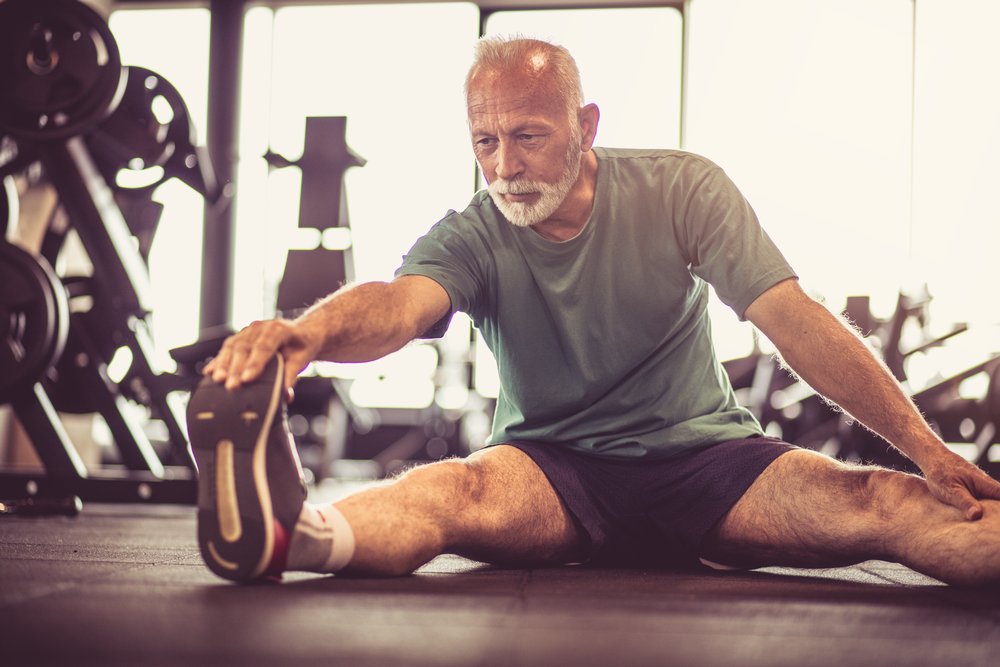 A multitude of diseases and health problems can be prevented by staying active into older age, says the Reimagining Ageing report / SHUTTERSTOCK.COM