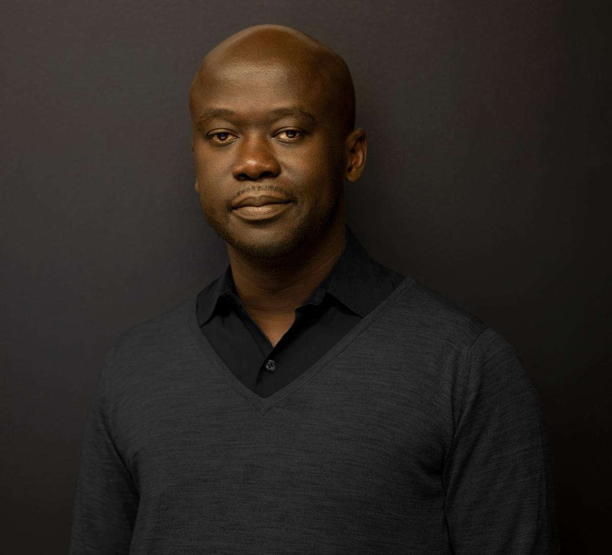 David Adjaye will help select the architect designing the 2017 Serpentine Pavilion / Adjaye Associates