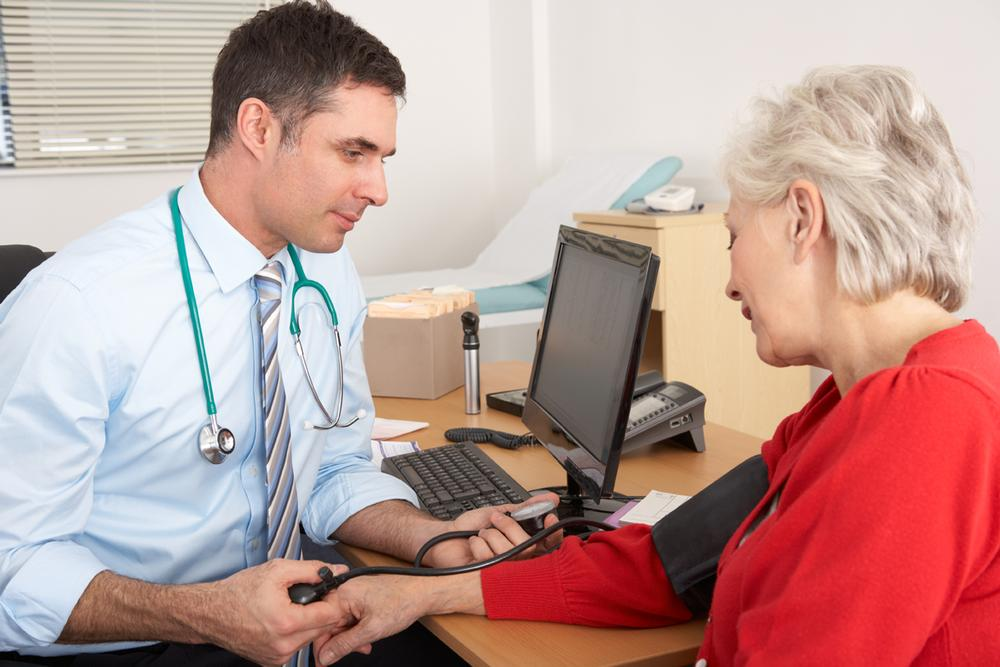 Doctors are taught to talk to patients about exercise / © shutterstock.com
