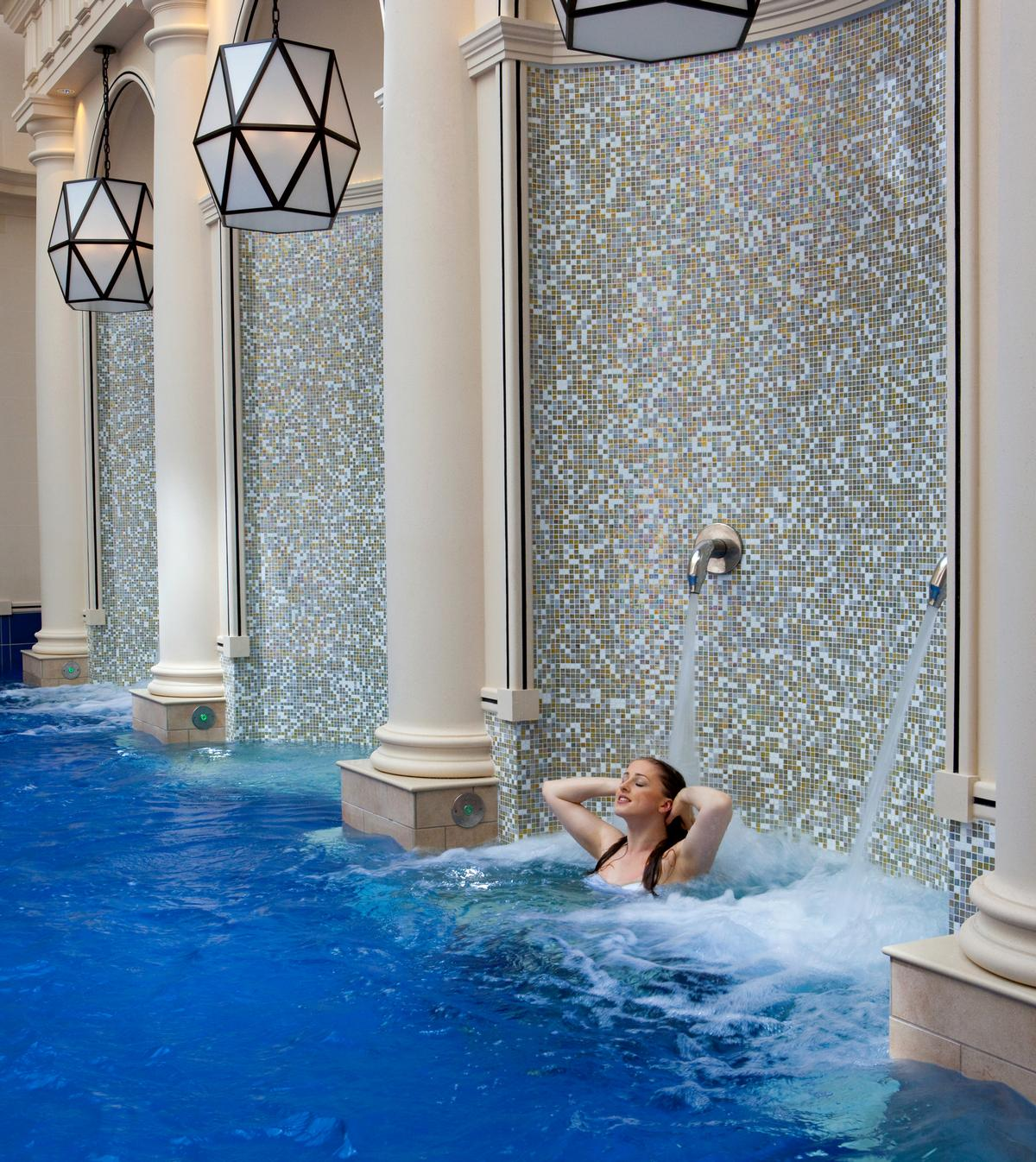 Pump Room Violinist Lavender Infused Drinking Water On Tap As Gainsborough Bath Spa Offers First Ever Spa Day Packages Architecture And Design News Cladglobal Com