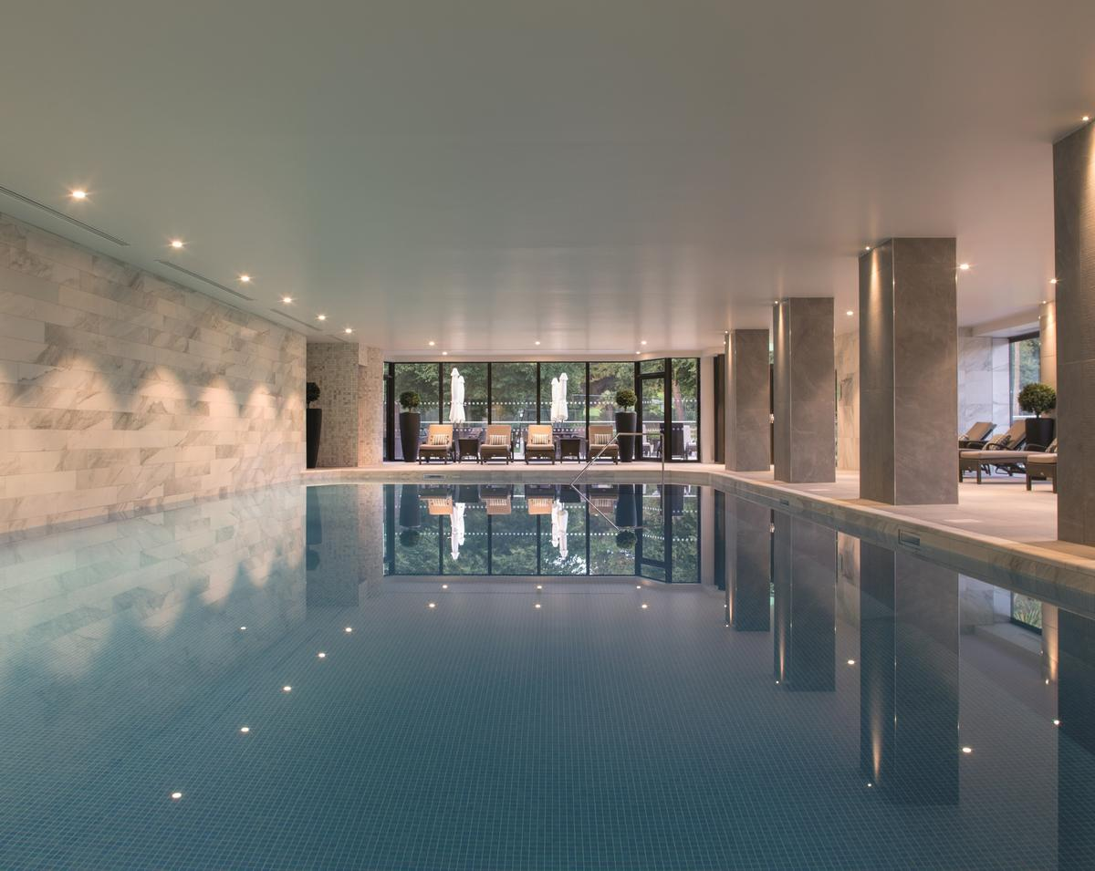 Marriott Bournemouth Spa Deal