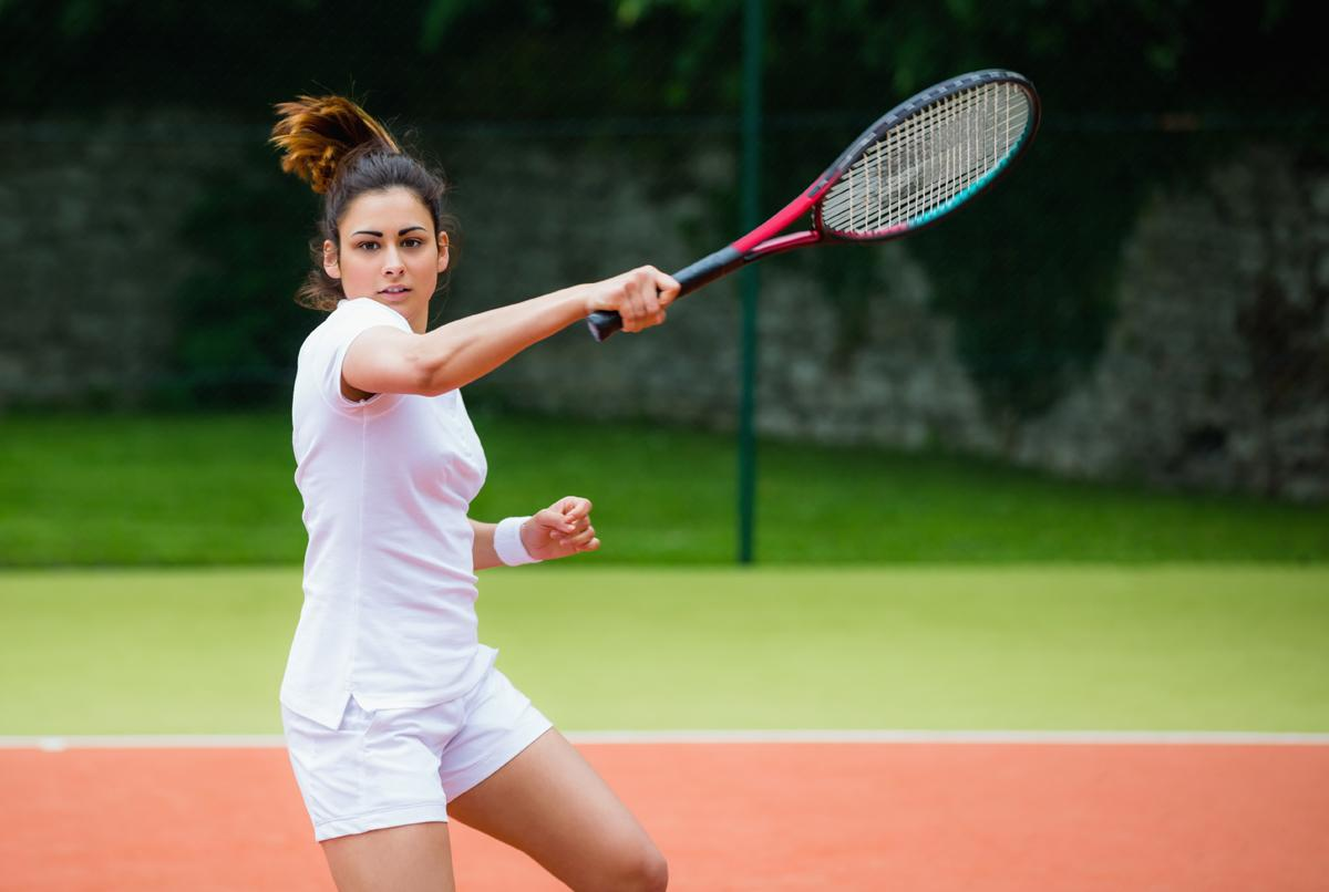 Women who play sport at least three times a week are also more likely to have a university degree / wavebreakmedia/Shutterstock.com
