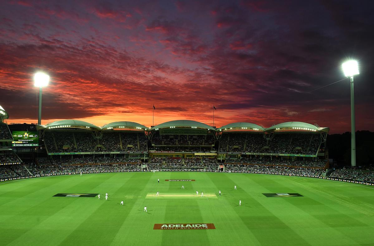 The first ever day/night test was staged in Adelaide in November last year. Edgbaston's test will be the first in Britain