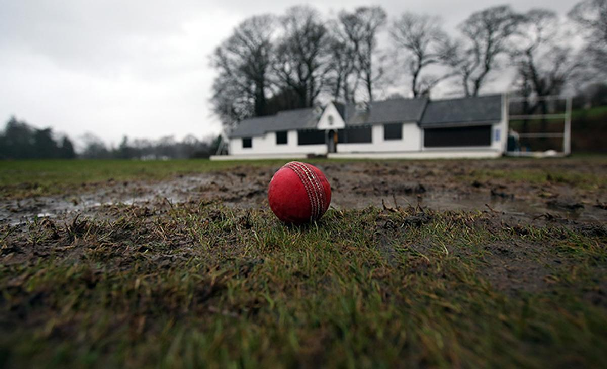 Around 40 clubs were 'seriously affected' by the floods according to the ECB / England and Wales Cricket Board
