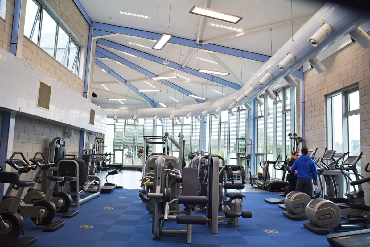 Improvements included the installation of a new fitness suite equipped with Technogym kit