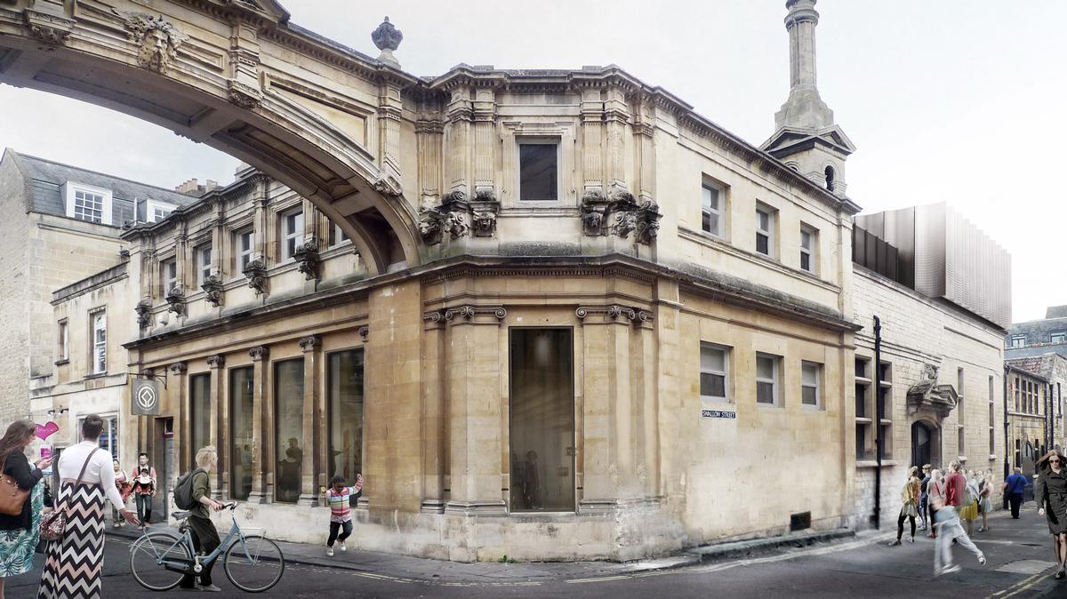London-based Feilden Clegg Bradley Studios have been named architects for the development