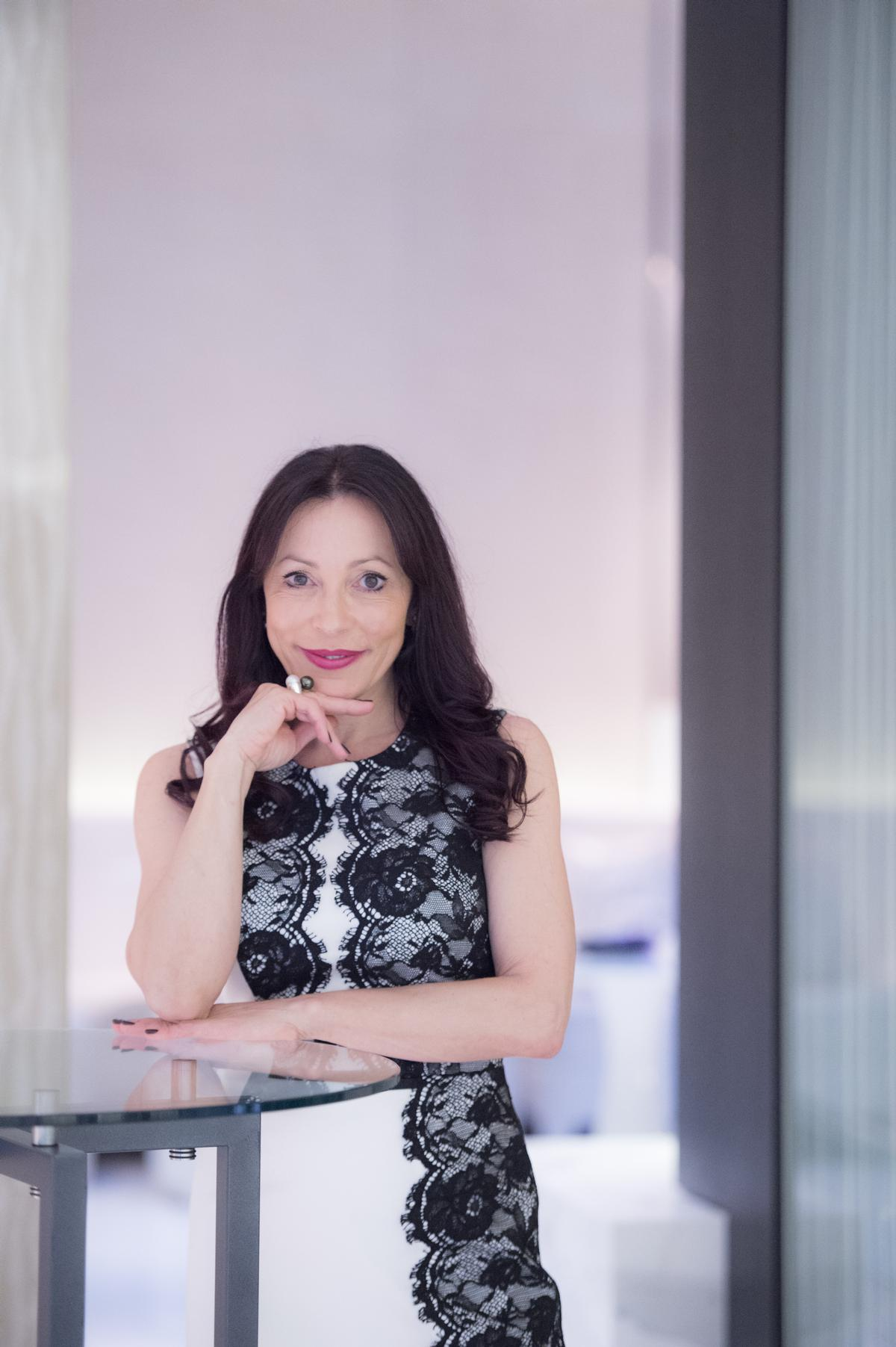 The programme will debut at the ESPA Life at Corinthia spa, where Laura Vallati is spa director