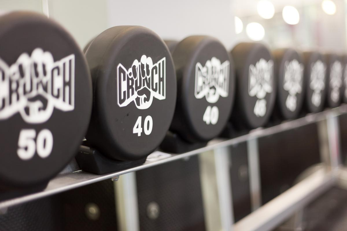 There are now 150 Crunch clubs across five countries