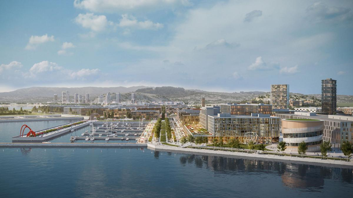 David Adjaye to lead nature-filled regeneration of abandoned San Francisco naval base