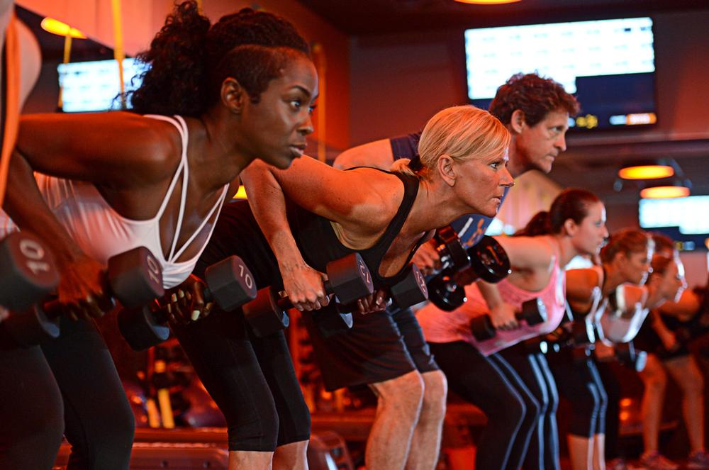 Barre, cycling and HIIT studios remain in the minority, whereas PT and SGT studios dominate