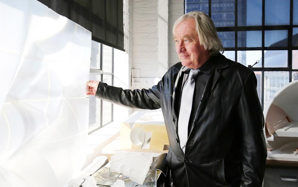 Steven Holl is widely considered to be one of America's most important and influential architects