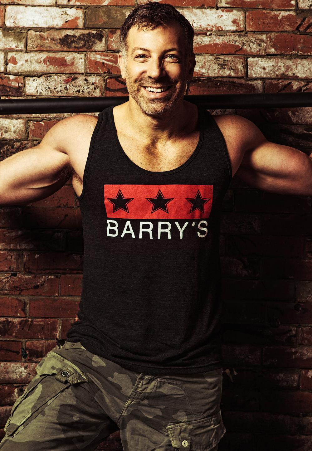 Founder Barry Jay was ahead of the pack when he founded his boutique fitness concept in 1998