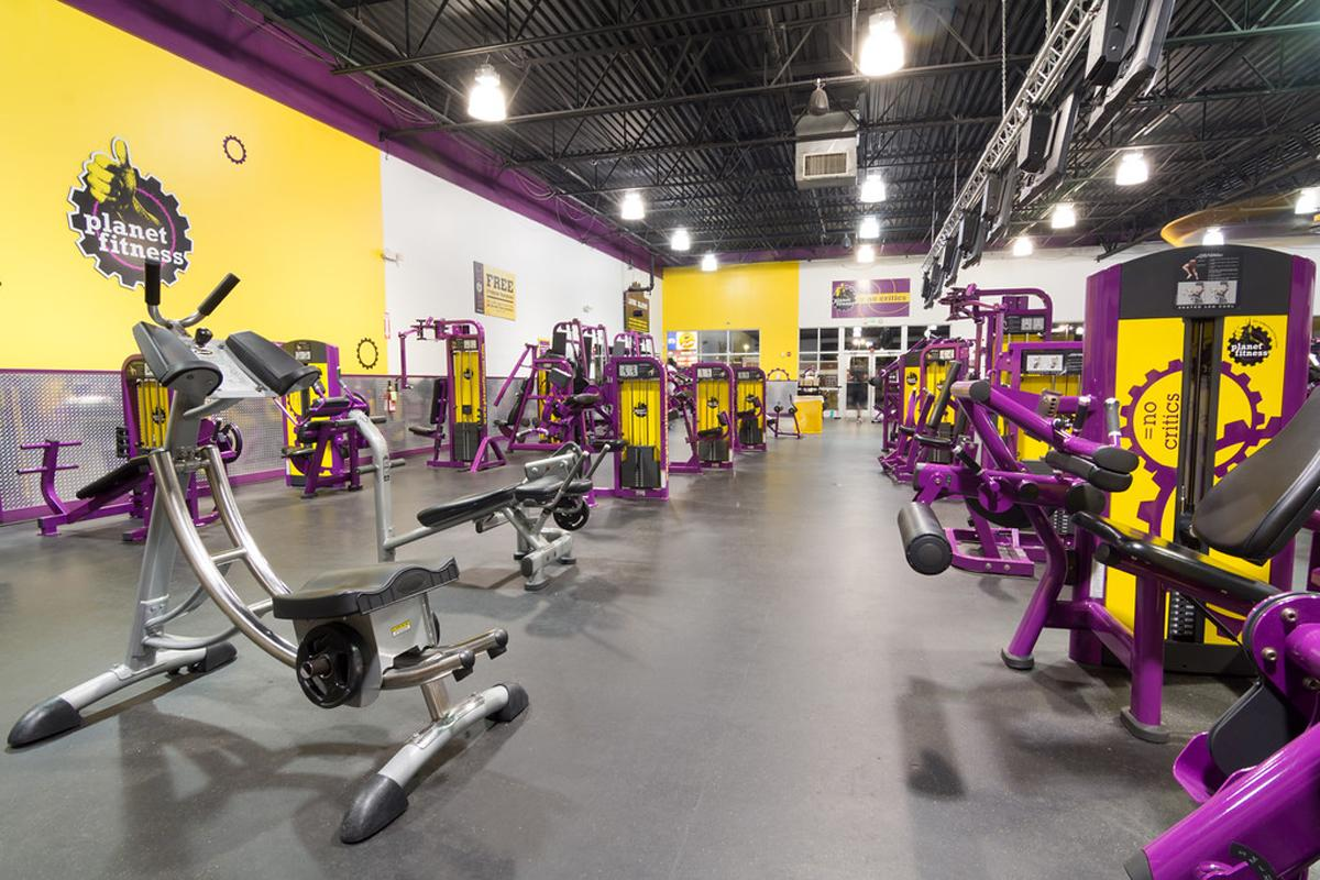 Planet Fitness opened 37 new franchised clubs during Q3