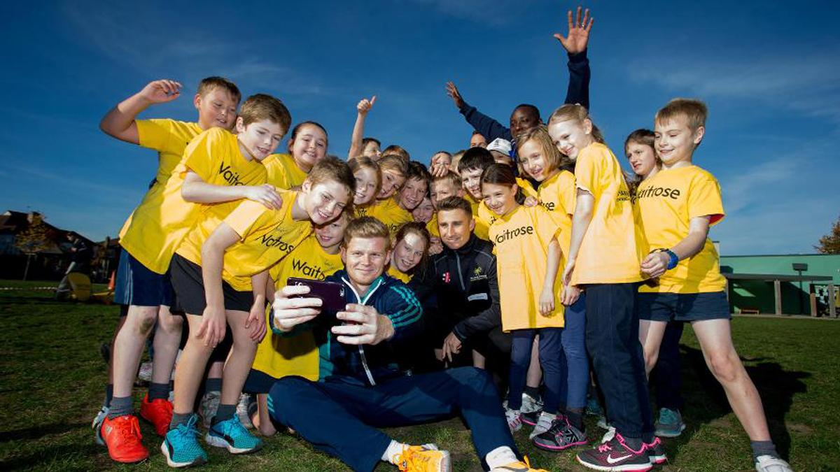 Chance to Shine has engaged three million state school children over 11 years
