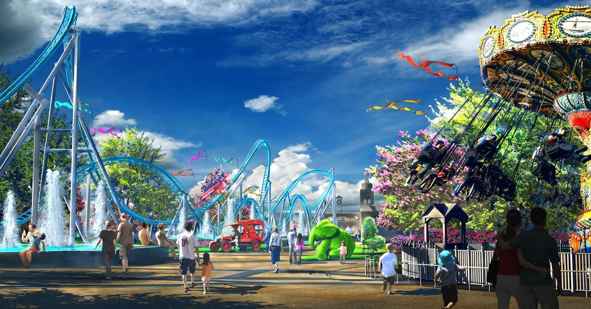 Native American Tribe Unveils Us 241m Alabama Theme Park