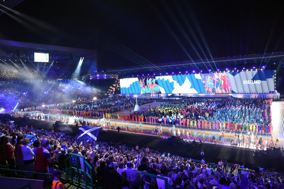 Glasgow hosted the latest edition of the Commonwealth Games in 2014