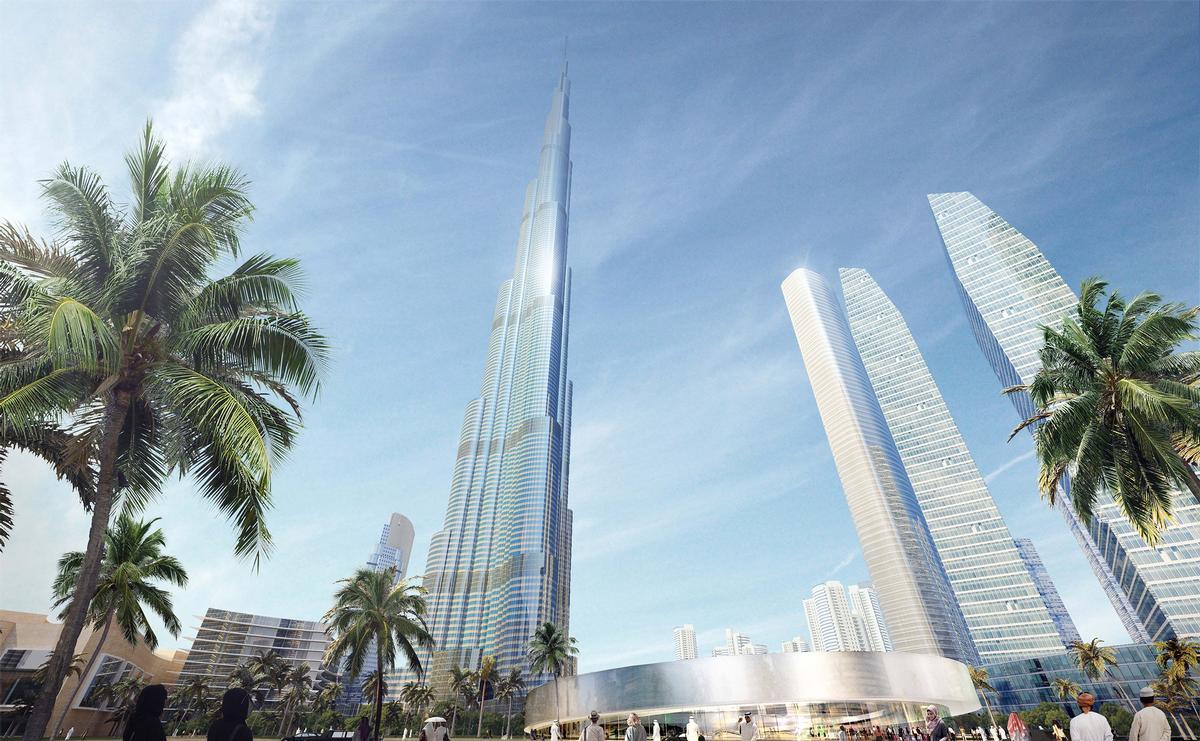 BIG's portal designs have been released by Hyperloop One / Hyperloop One
