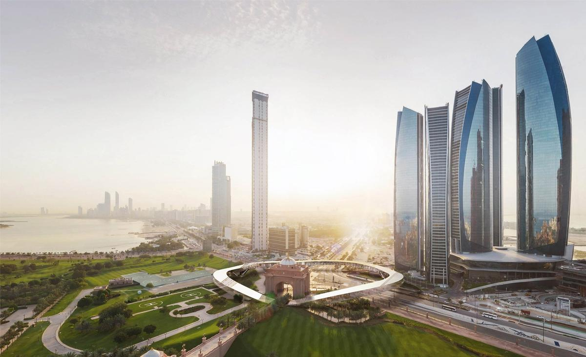 Hyperloop One has signed a deal with Dubai's Roads and Transport Authority to develop a passenger and cargo network / Hyperloop One
