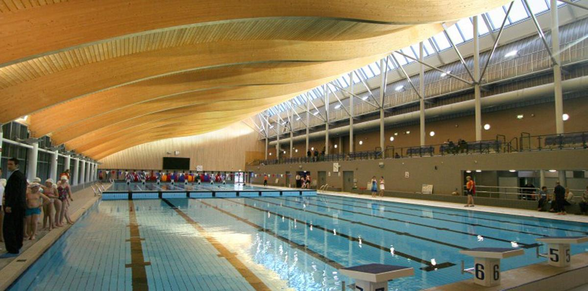 Mountbatten Leisure Centre Is One Of The Venues That Will Receive Investment