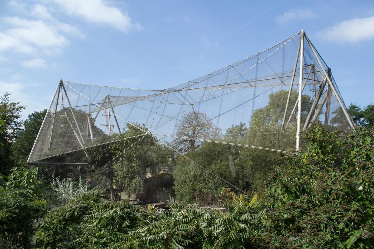 Foster Partners To Redevelop London S Zoo Landmark
