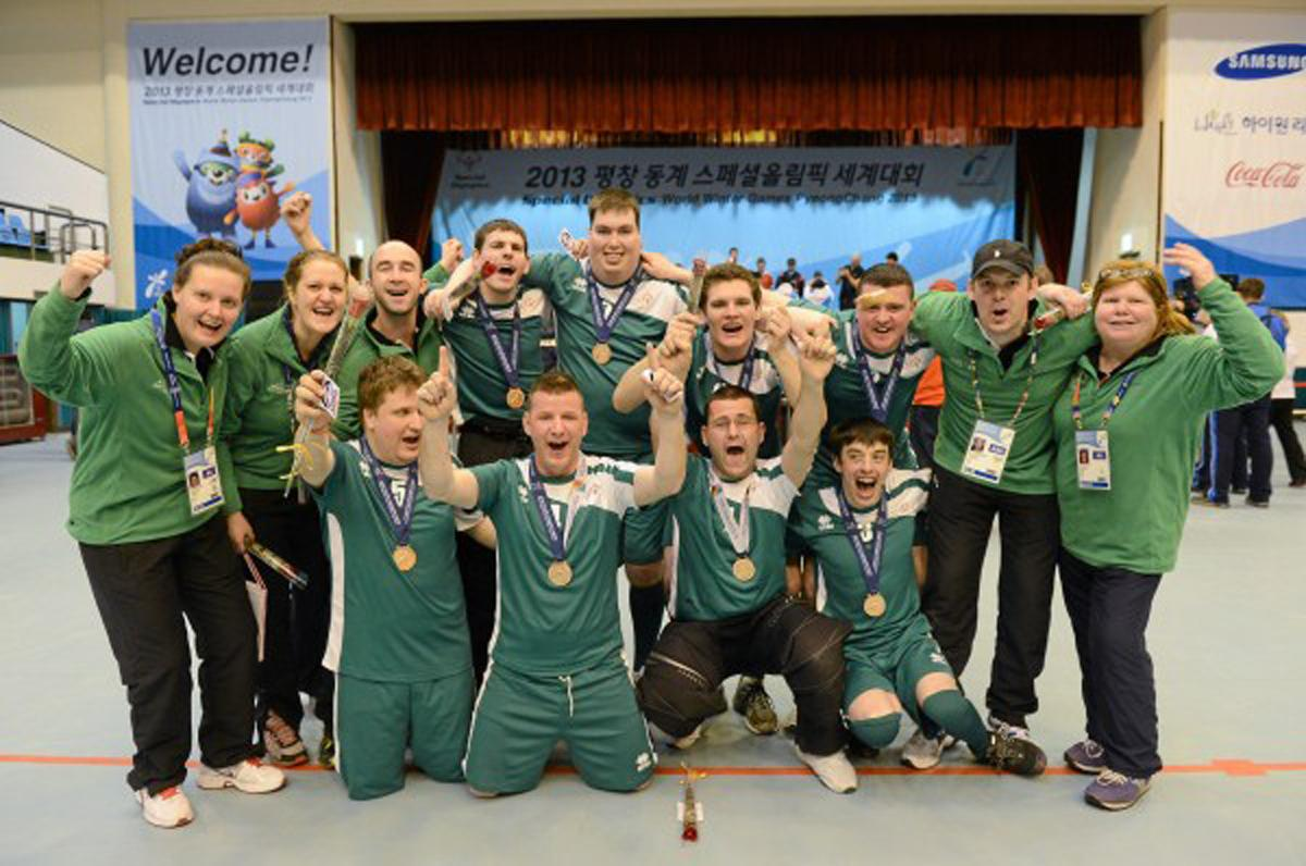 Special Olympics Ireland has 10,000 athletes and 6,921 active volunteers