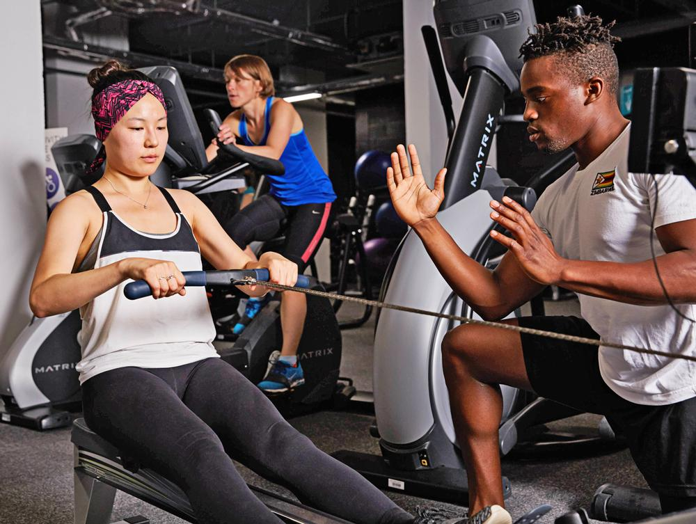 """Educating exercise professionals and 
