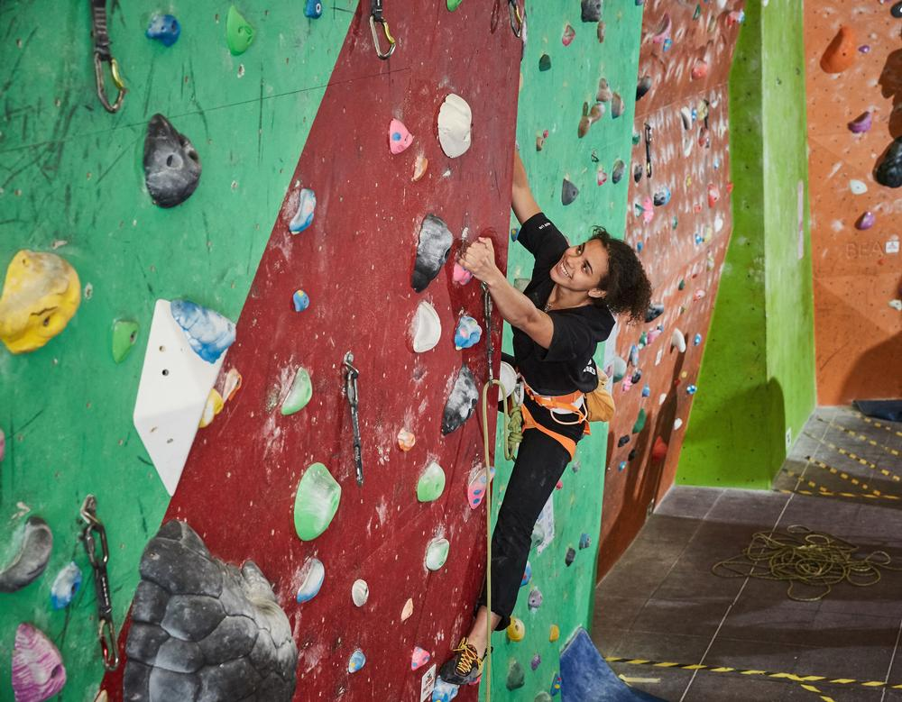 Up to 25 million people climb regularly all round the world, with the sport appealing to people of all ages
