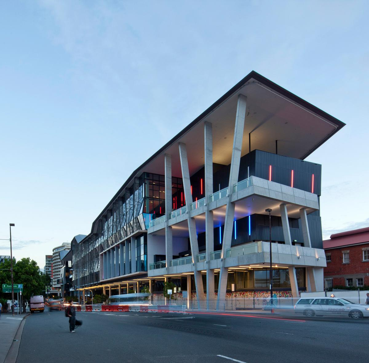 In the Mixed-Use category, Danish studio Schmidt Hammer Lassen (SHL) were named the winners for Malmö Live / WAF