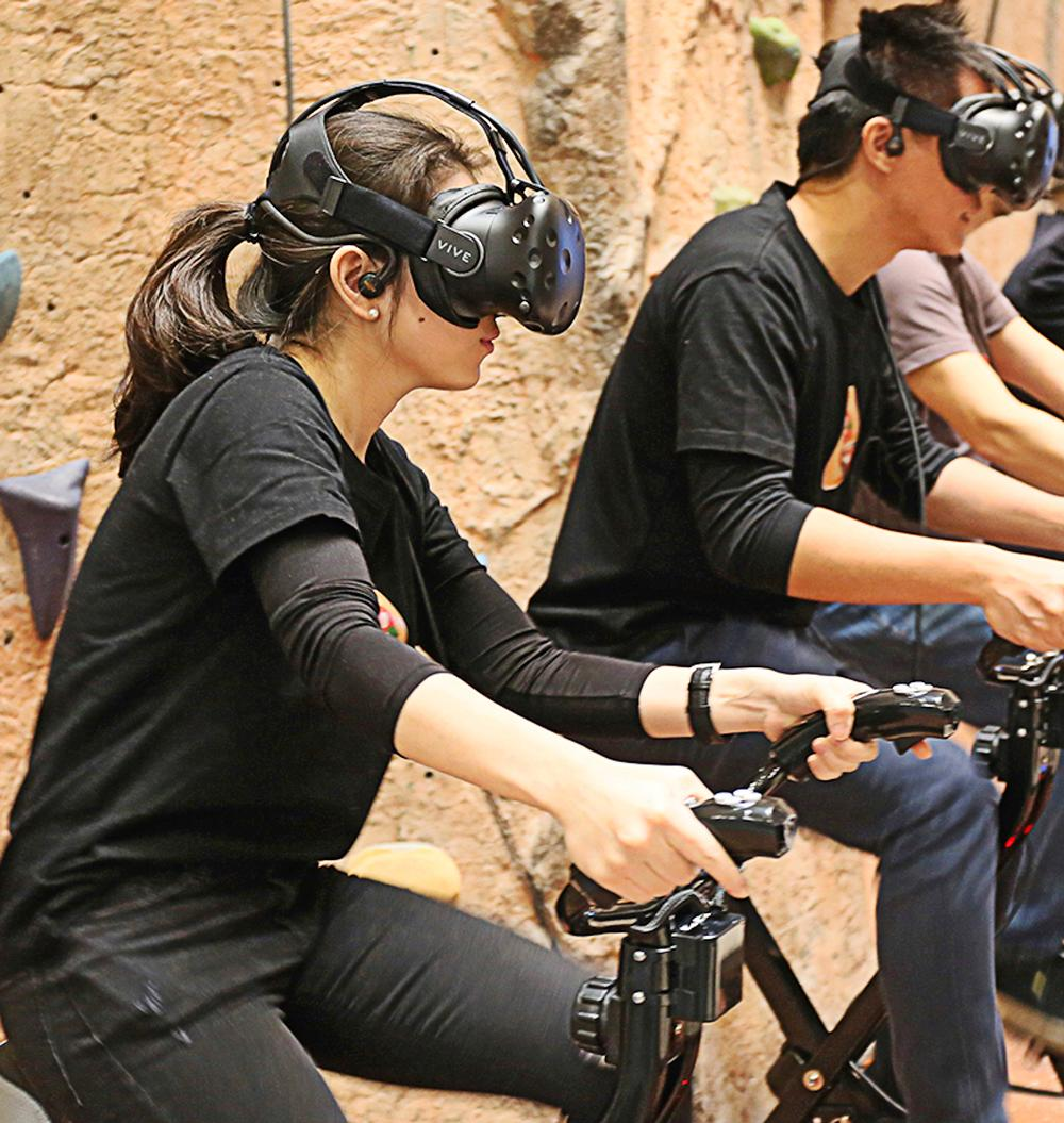 Life Fitness' VR product will be among the innovations on show at FIBO