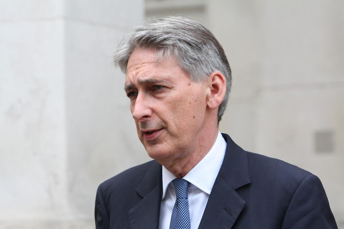 Hammond is set to deliver his first Autumn Statement as chancellor on Wednesday (23 November)