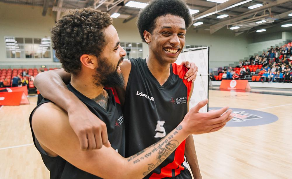 Elite Academy Basketball League is the premier junior competition in the UK