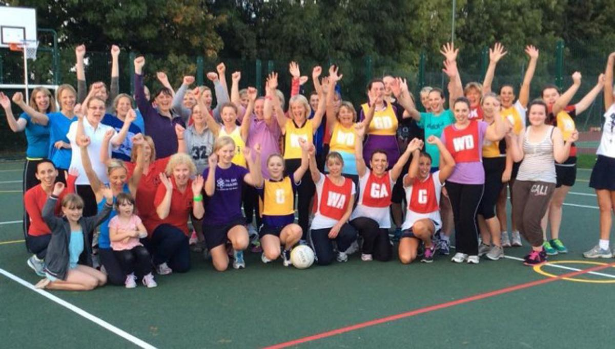 Players have been enticed by initiatives such as Back to Netball and Walking Netball