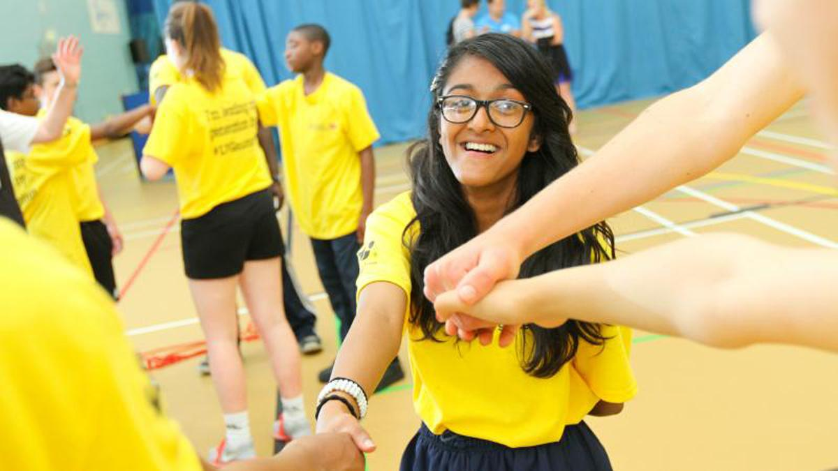 A Future Sport Leaders conference will be held in Manchester in February