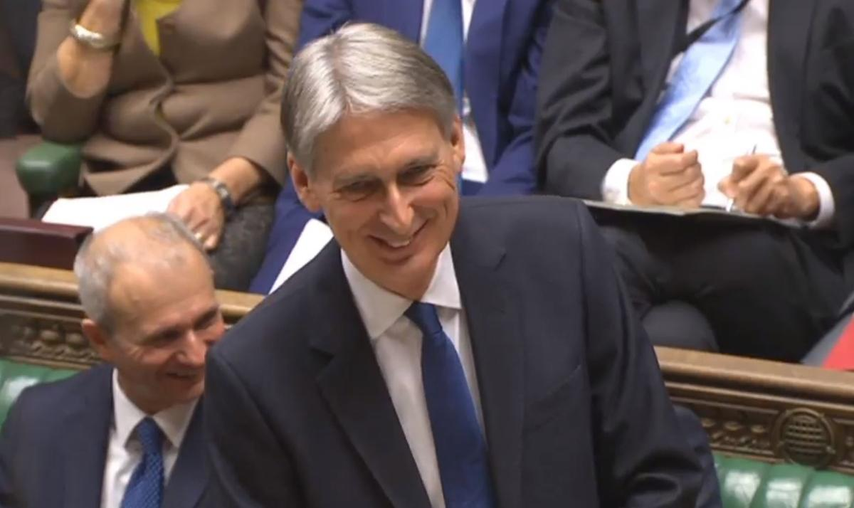 Chancellor Philip Hammond delivered his Budget on Wednesday (8 March)