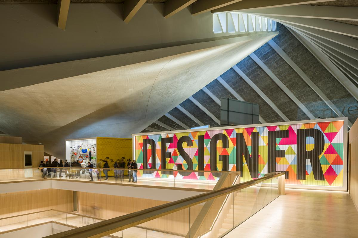 Contemporary design and architecture is celebrated across several exhibitions at the museum / Gareth Gardner